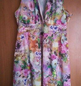 Платье( летнее)