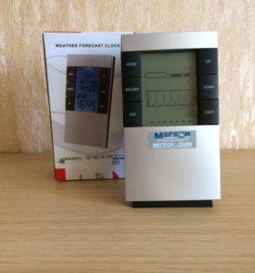 Термогигрометр настольный МЕГЕОН 20200