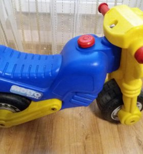 Мотоцикл-каталка