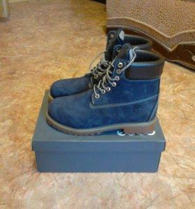 Timberland зимние высокие ботинки \USA\новые