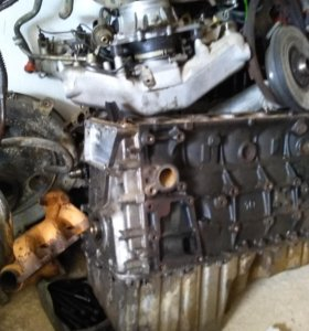 Запчасти на мотор М103 w463 w124