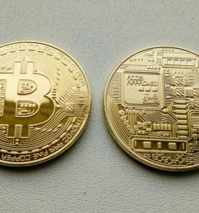 Сувенирный Bitcoin