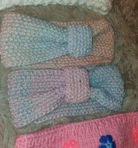 Вязанные повязки