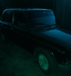 ВАЗ (Lada) 2106, 1987