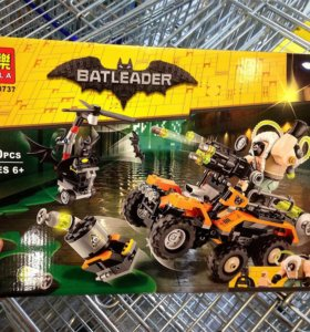 Бэтмен Конструктор Лего