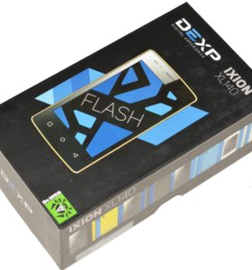 Б/У Смартфон DEXP Ixion XL140 Flash 8 ГБ