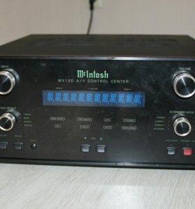 Mcintosh mx 120