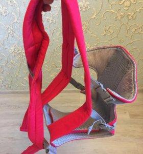 Рюкзак-переноска для малышей