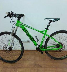 Новый Велосипед x rubi head 2