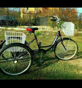 Велосипед ИЖ-Байк Фермер трехколесный