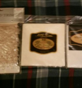 Оконтовка для штор из бусин и 2 основы для вышивки