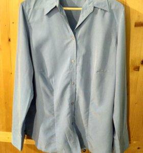 Новая блузка рубашка женская,размер 54