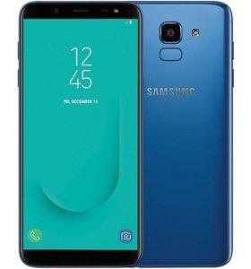 Samsung galaxy j6 новый