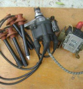 Система зажигания двигателя 4Е