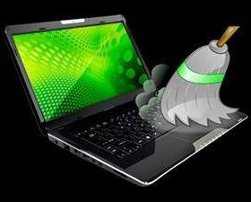 Профессиональная чистка ноутбуков