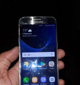 Oригинaльныи 8ядер 4озу SAMSUNG Galaxy S7 32GB