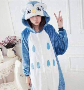 Пижама (кигуруми) СОВА