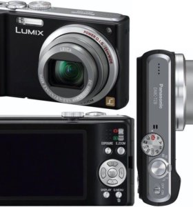 Фотоаппарат Panasonic lumix DMC-TZ8