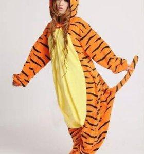 Пижама (кигуруми) ТИГР