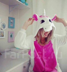 Пижама (кигуруми) Единорог