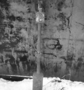 Вибратор глубинный красный маяк