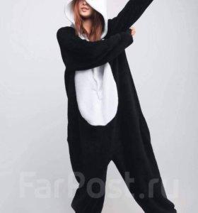 Пижама (кигуруми) Панда