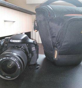Фотоапарат Canon D600