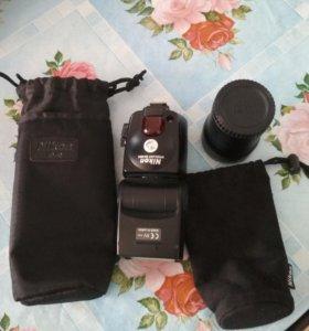 Вспышка Nikon SB-80DX