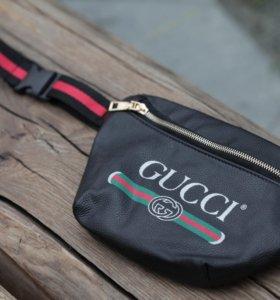 Сумки на пояс Gucci