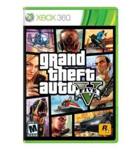 GTA V for Xbox 360