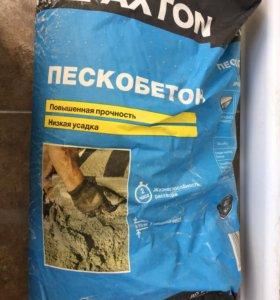 1 мешок пескобетона Axton 30кг
