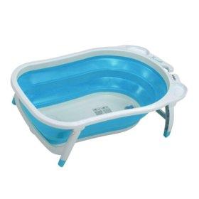Ванна складная для купания Babyton
