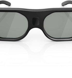 Активные очки 3D PTA507/00 Philips