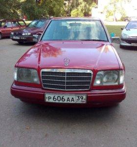 Mercedes-Benz E-Класс, 1993