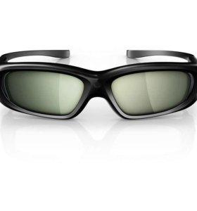 Активные очки 3D PTA508/00 Philips