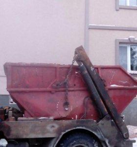 Вывоз мусора ( 8-27 ). Разнорабочие.