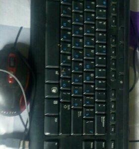 Клавиатура,мышка