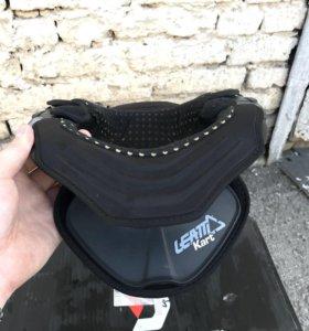 Защита шеи Leatt Kart Black/Black