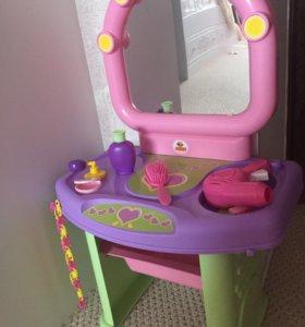 Туалетный столик детский новый
