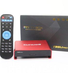 Смарт TV приставка Sunvell T95U-PRO Android 6.0