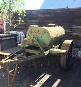 Продам водовозку ( бочка)