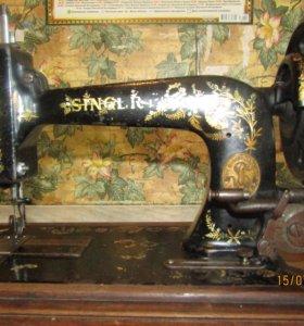 стариную швейную машинку год выпуска 1874