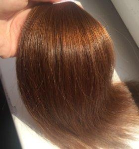 Срез детских волос для наращивания