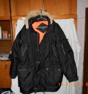Куртка зимняя(Аляска)