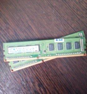 Память ddr3 2gb+2gb, жёсткий диск 160gb