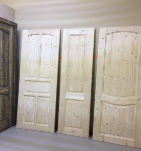 Двери с производства