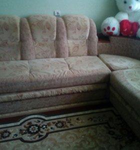 Мягкая мебель уголок