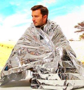Спасательное «космическое» одеяло