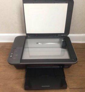 Принтер HP Deskjet 1050 'все в одном' - J410a