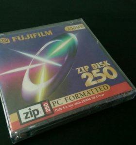 Zip disk 250 fujifilm